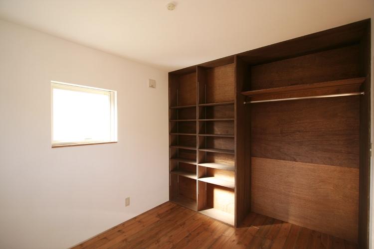 西堀の家-和モダンスタイル-の部屋 収納