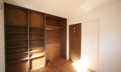 西堀の家-和モダンスタイル- (収納)