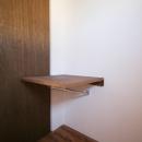 SOUKENの住宅事例「西堀の家-和モダンスタイル-」