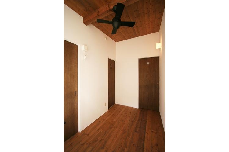 西堀の家-和モダンスタイル-の部屋 ロータリー