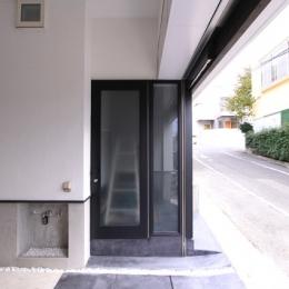愛犬と暮らす家 地下室のあるOUCHI-13