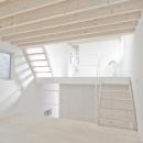 桑田豪建築設計事務所の住宅事例「open-end house」