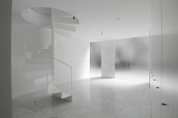西麻布L邸 (玄関)