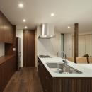 山崎直樹の住宅事例「名切の家」