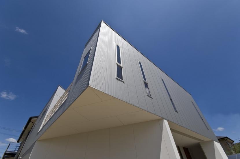 建築家:山崎直樹「宿郷の家」