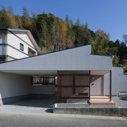 小森橋の家 (外観)