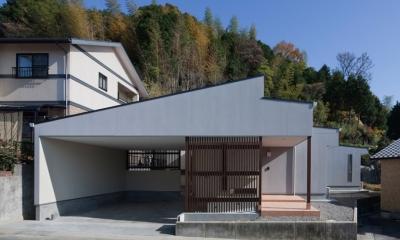 小森橋の家