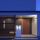 折敷瀬の家