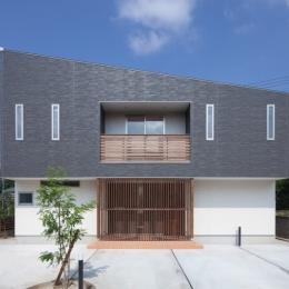 木田原の家 (外観)