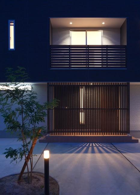 木田原の家の写真 エントランス