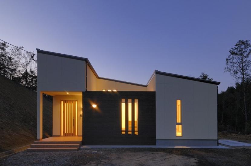 建築家:山崎直樹「波佐見の家」