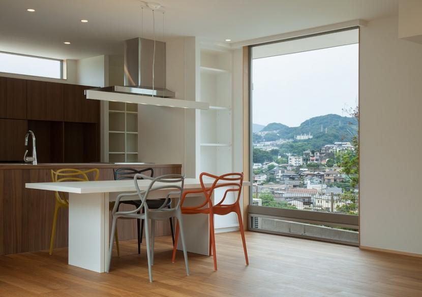 建築家:山崎直樹「白岳の家」