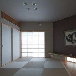 赤崎の家 (和室)
