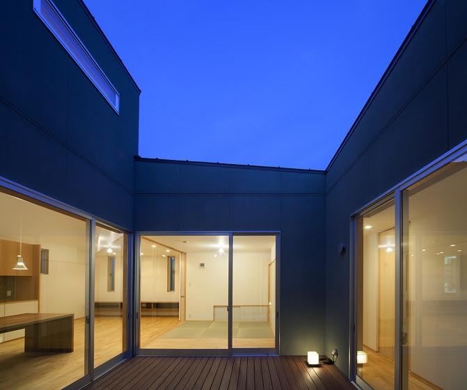 轟木町の家の部屋 テラス