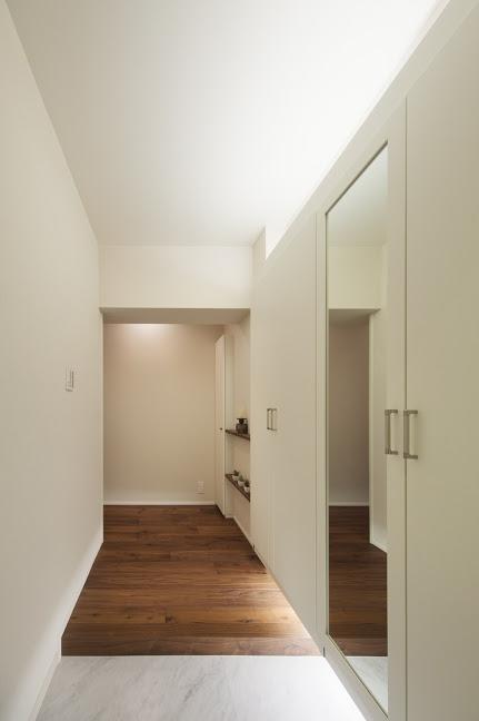高宮Mのリフォームの写真 玄関