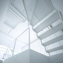 代々木ハウス (階段 1)