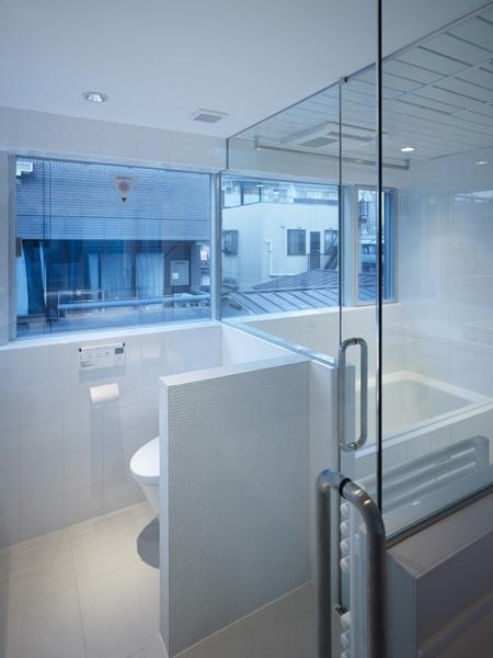 代々木ハウスの部屋 トイレ・バス