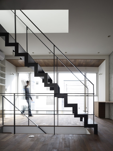 建築家:関 太一「代々木ハウス」