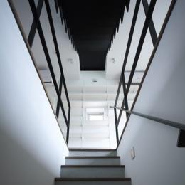代々木ハウス (階段 3)