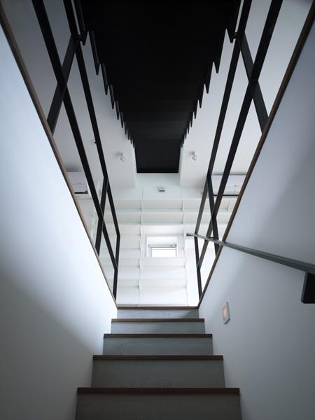 代々木ハウスの部屋 階段 3