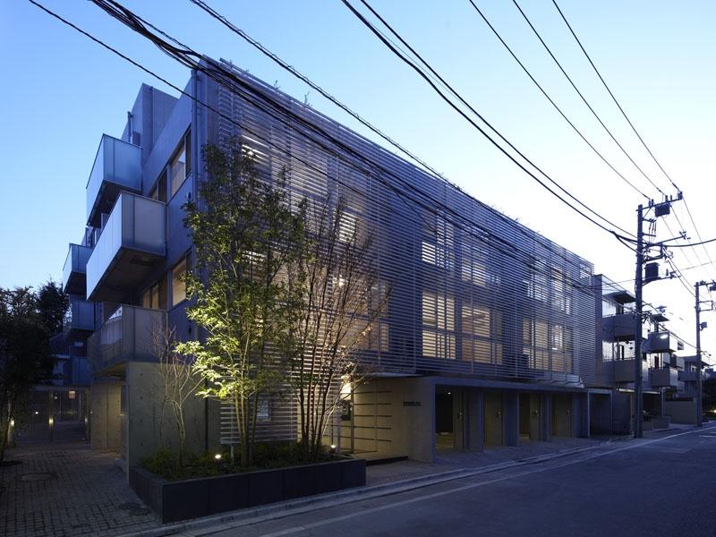 建築家:関 太一「神楽坂南町ハウス」