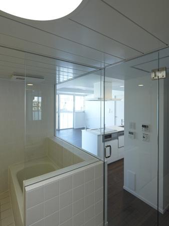 神楽坂南町ハウスの部屋 浴室