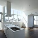 関 太一の住宅事例「神楽坂南町ハウス」