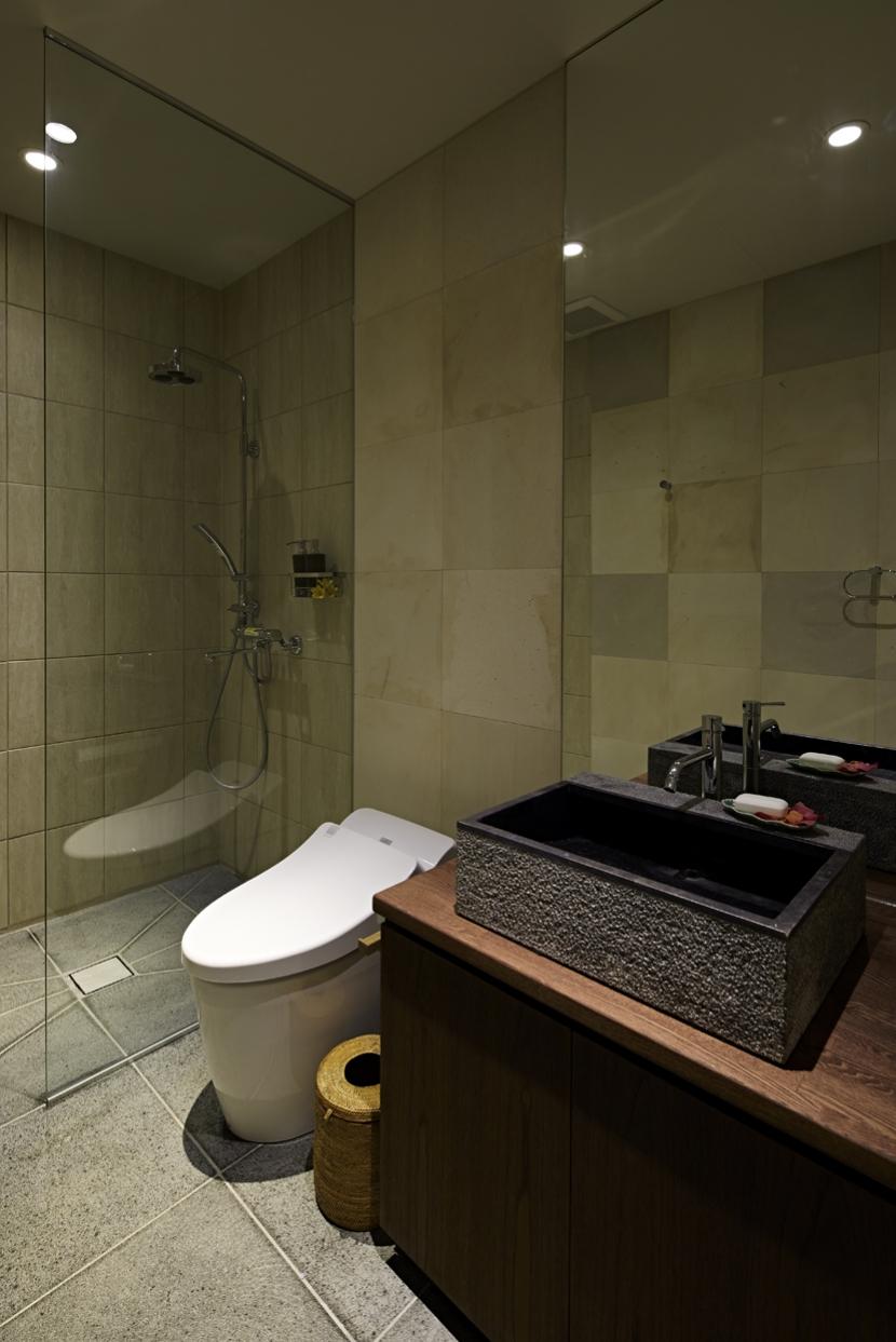 阿蘇・Villa Bの部屋 シャワールーム