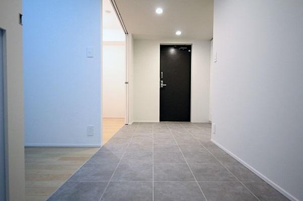 K邸リノベーション (廊下 2)