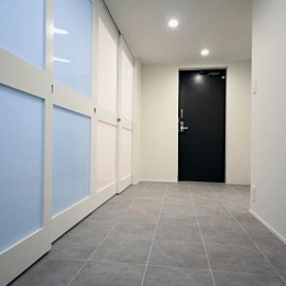K邸リノベーション (廊下 3)