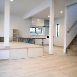 リノベーション・リフォーム会社 アズ建設の住宅事例「T邸戸建住宅リノベーション」
