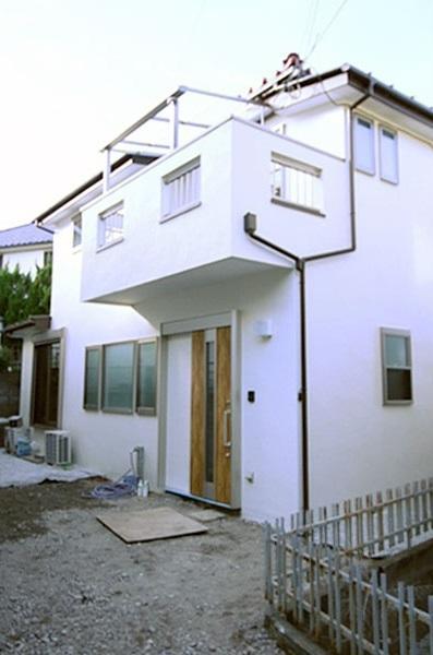 T邸戸建住宅リノベーション (外観)