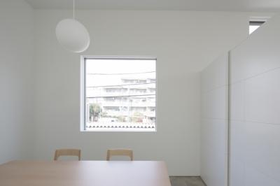 曙橋の家 / 都心の小さな家 (ダイニング / 明るいダイニング3)