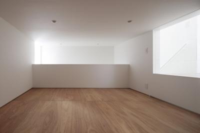 床下収納 / 便利な収納部屋 (曙橋の家 / 都心の小さな家)