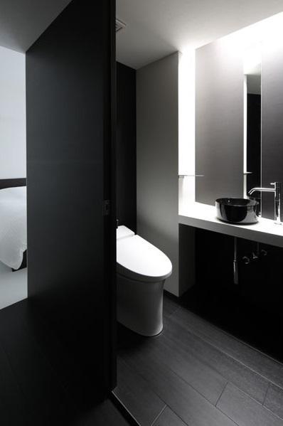 ROOM407の部屋 トイレ