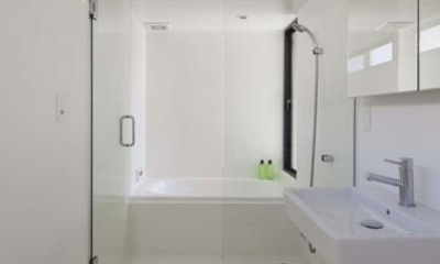 ST-HOUSE (浴室・洗面室)