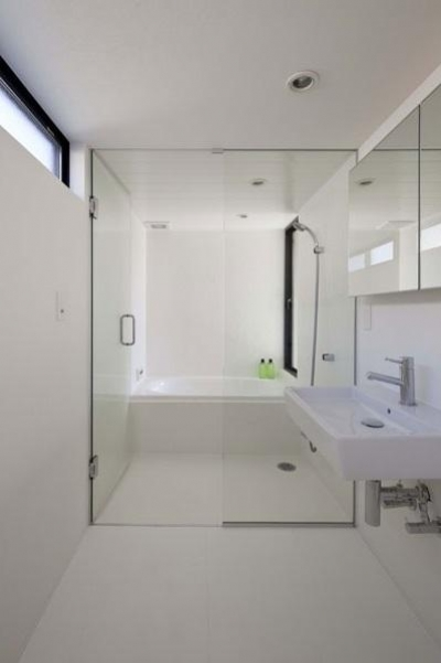 浴室・洗面室 (ST-HOUSE)