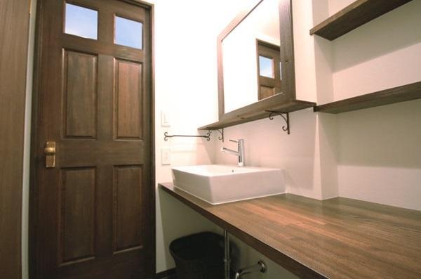 再販リノベーションの部屋 洗面室