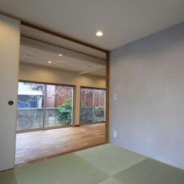 築40年の家リノベーション (和室)