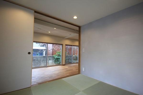 築40年の家リノベーションの部屋 和室