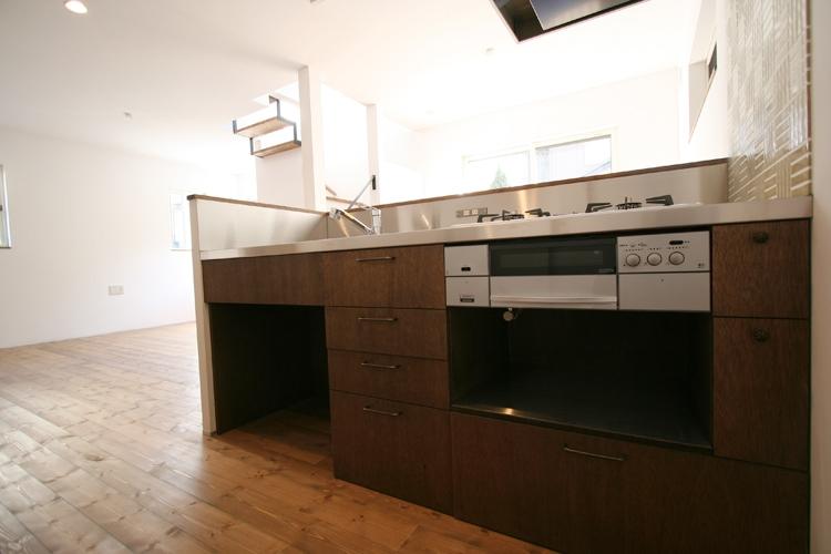 西堀の家-和モダンスタイル-の写真 キッチン