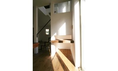 西堀の家-和モダンスタイル- (多目的スペース)