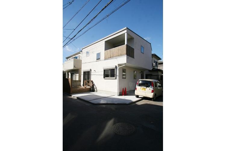 西堀の家-和モダンスタイル- (外観)