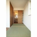 シンプルかわいい 古谷上の家の写真 和室