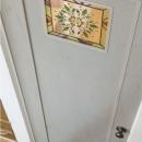 ほっこりスタイリッシュ 中川の家の写真 デザイン性のある扉