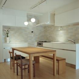 新浦安リノベーション (ダイニング・キッチン 1)