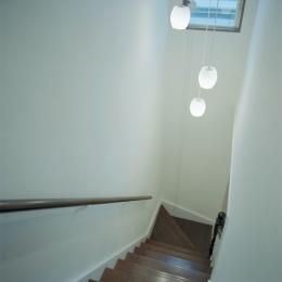 新浦安リノベーション (階段)