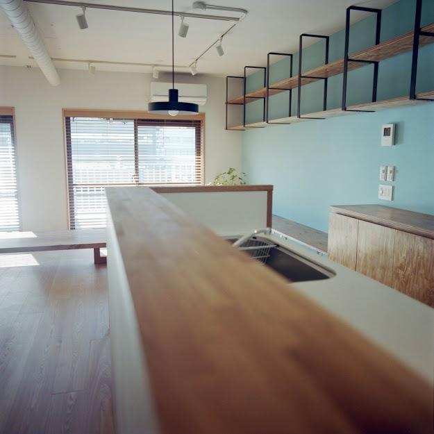 東陽町リノベーションの部屋 キッチン