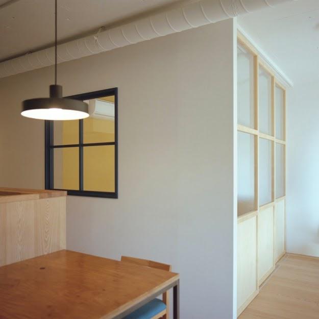建築家:AIDAHO「東陽町リノベーション」