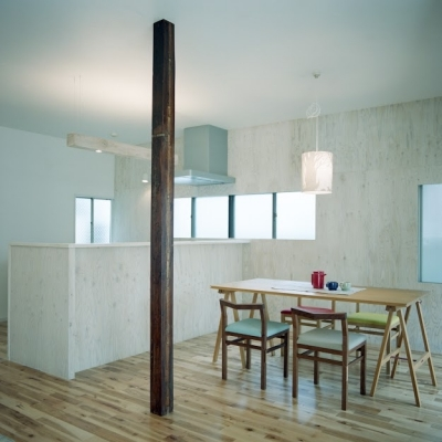 鵜の木リノベーション (ダイニング・キッチン 1)